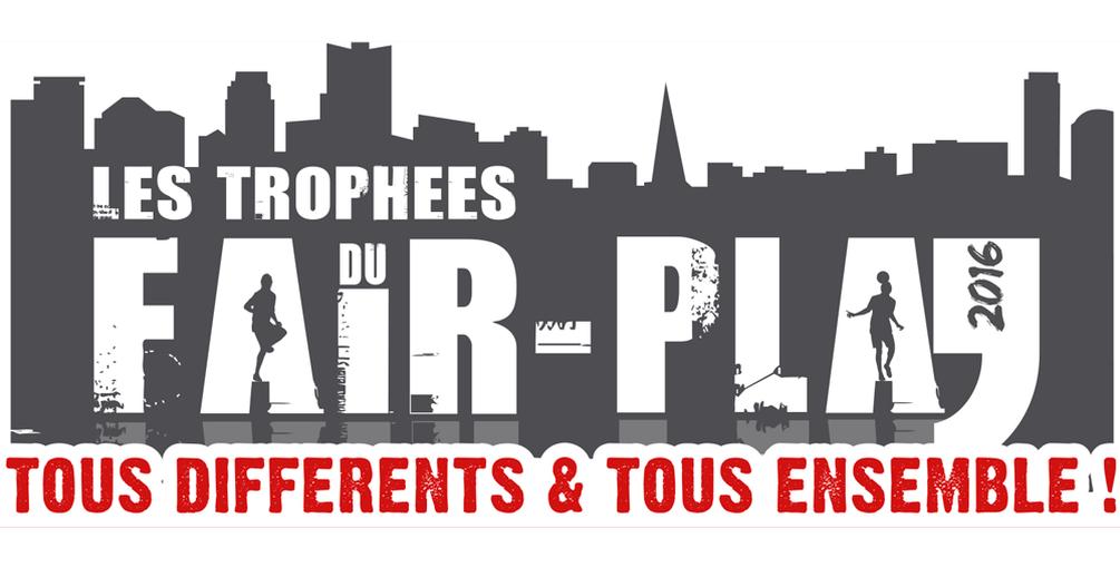 Les trophées du fair-play 2016