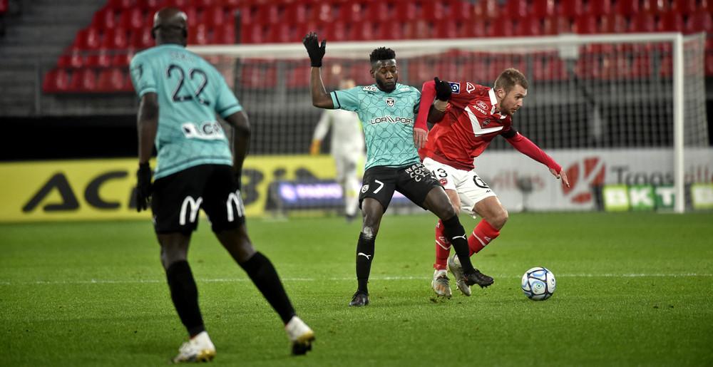 Mickaël Biron à Valenciennes