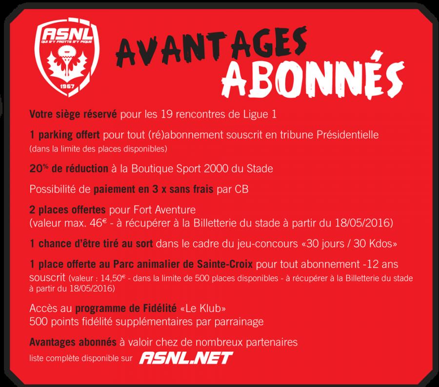Site officiel de l 39 asnl la campagne d 39 abonnement 2016 - Avantages de vivre a la campagne ...