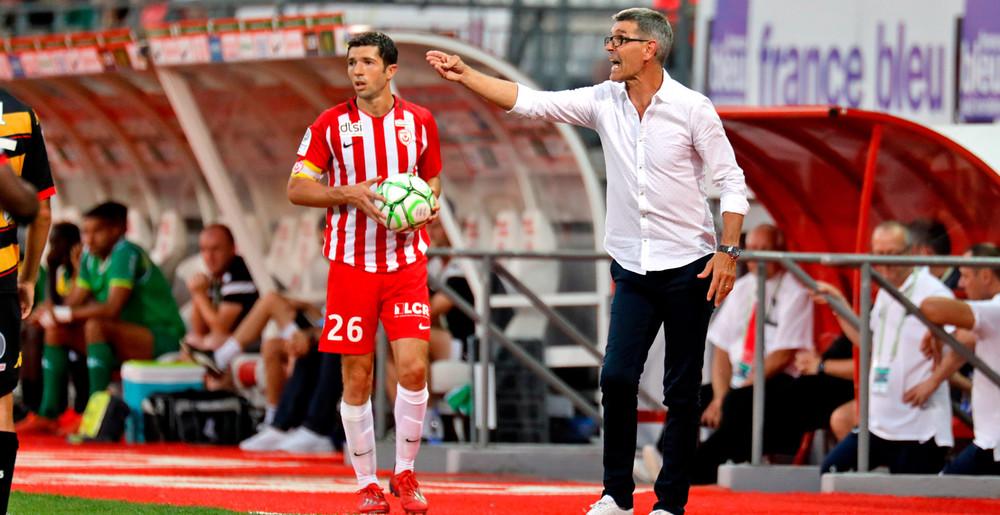 Jean-Louis Garcia devant Vincent Muratori