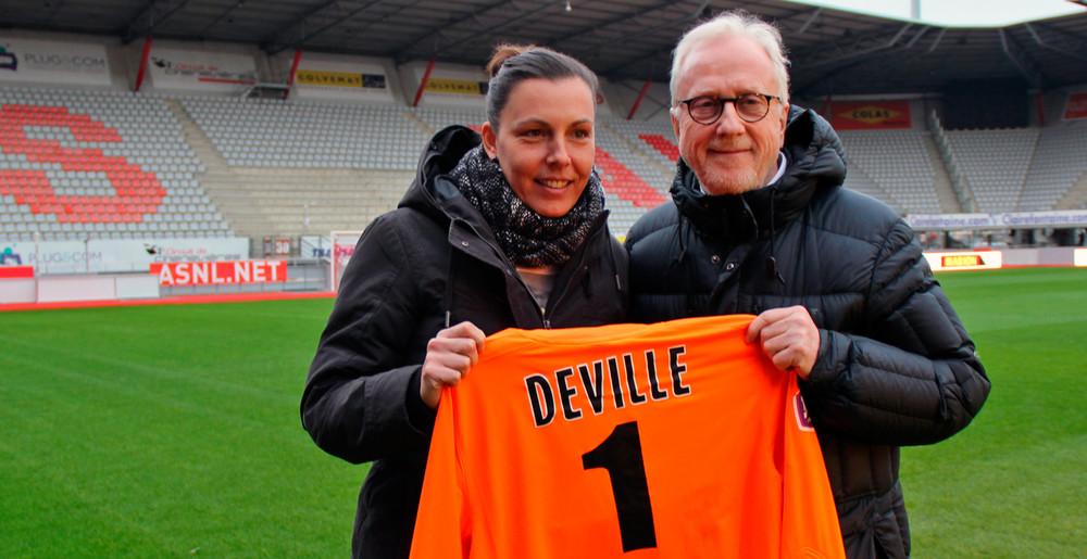 Céline Deville