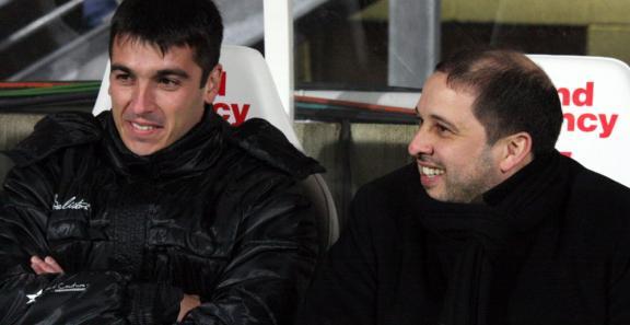 Adrian Sarkissian et Pablo Correa