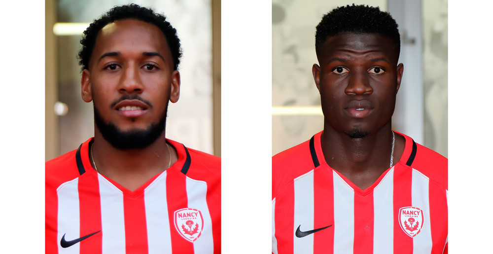 Kenny Rocha et Makhtar Gueye