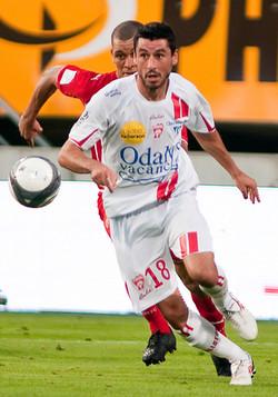 Julien Féret contre Monaco