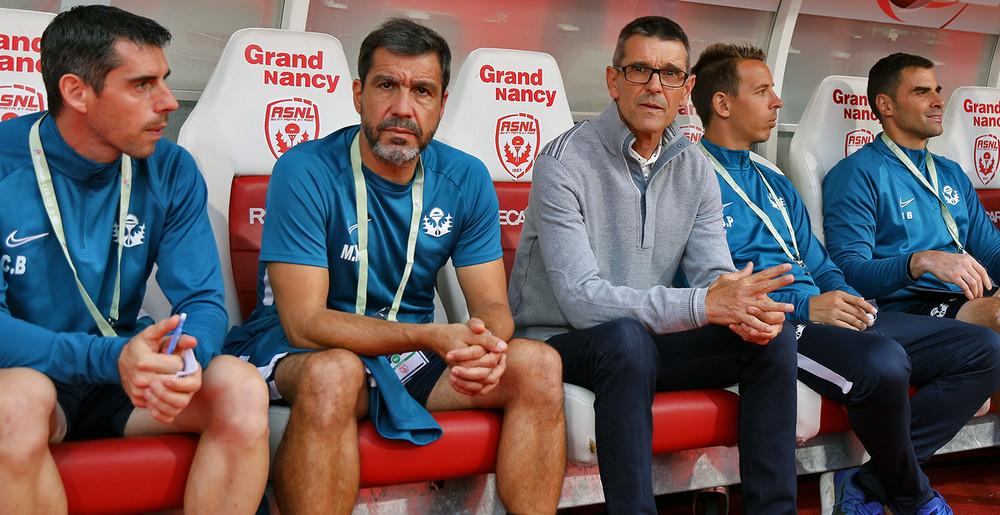 Manuel Nogueira et Jean-Louis Garcia
