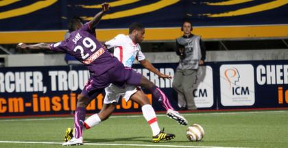 Djamel Bakar face à Ludovic Sané