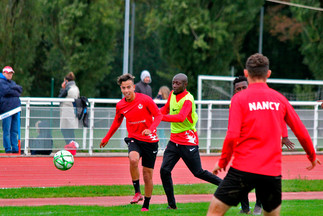 L'avant-match de Grenoble-Nancy