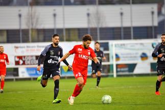Differdange-Nancy (0-2)