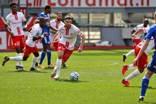 Nancy-Strasbourg: 2-0
