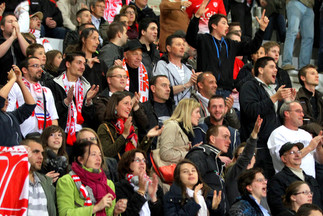 Les supporters invités pour AJA-ASNL