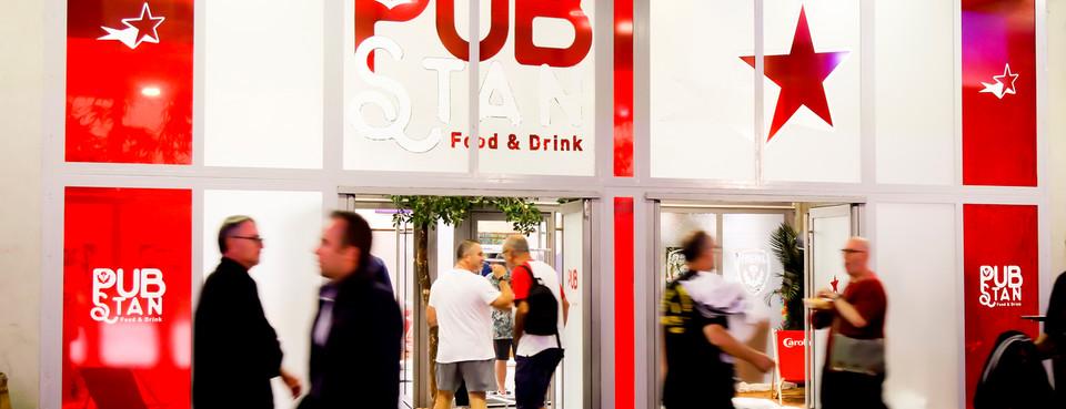 Inauguration du Pub Stan