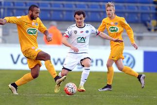 La fiche de FCSM-ASNL en coupe de France