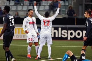 Une ASNL conquérante en Coupe de la Ligue