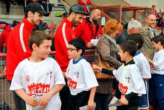 L'album de Champigneulles aux trophées du fair-play