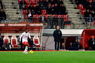 L'avant-match de Nancy-Troyes