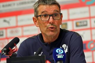 La réaction du coach après Nancy-Dunkerque
