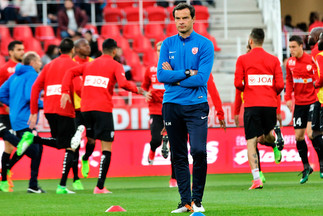 Hognon nommé entraîneur