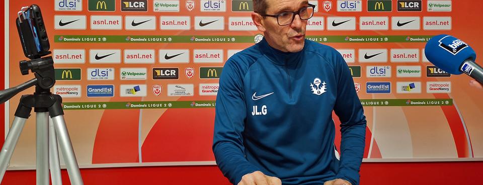 Garcia : « Un énorme challenge »