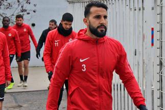 L'avant-match de Lorient-Nancy