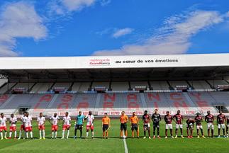 Nancy-Metz : 1-0
