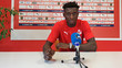 Le point-presse avant Paris FC-Nancy