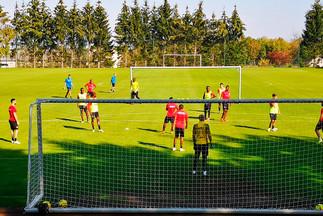 L'avant-match de Nancy-Sochaux