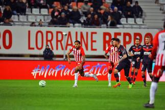 La fiche de Nancy-Valenciennes