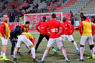 L'avant-match d'ASNL-FCL