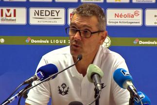 Garcia après Sochaux-Nancy