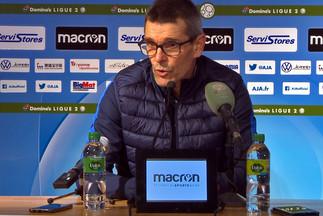 JL Garcia après Auxerre-Nancy
