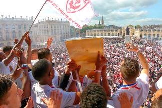 Le trophée place Stanislas
