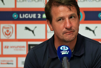 Daniel Stendel après Nancy-Le Havre
