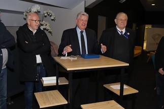 Bernard Valsaque honoré