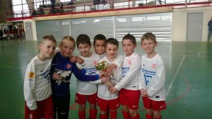 Les U8 ont remporté le tournoi U9 de Château-Salins