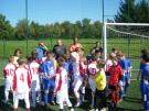 Les U11 contre le CO Blenod