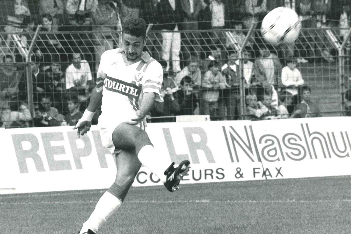 Nancy-Red Star en 1993 - Photo n°2