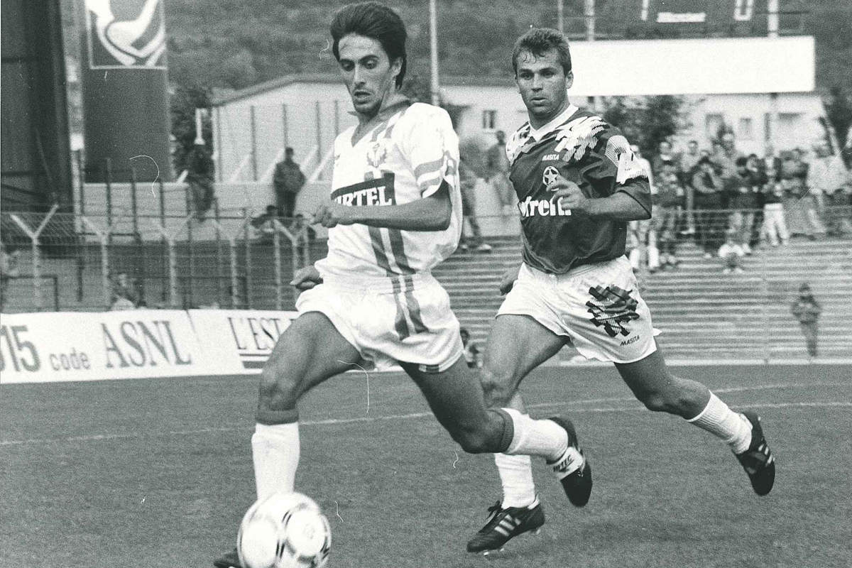 Nancy-Red Star en 1993 - Photo n°7