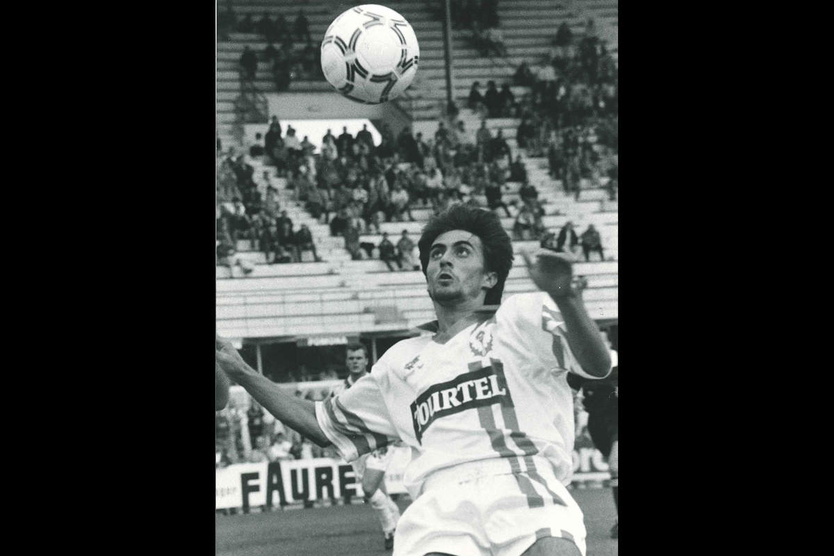 Nancy-Red Star en 1993 - Photo n°4