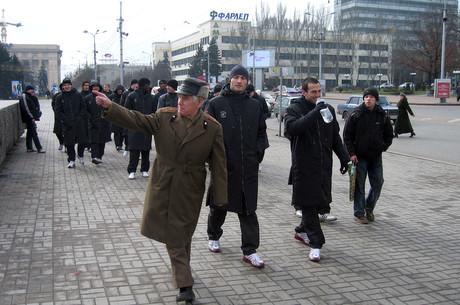 L'ASNL à Donetsk en 2007