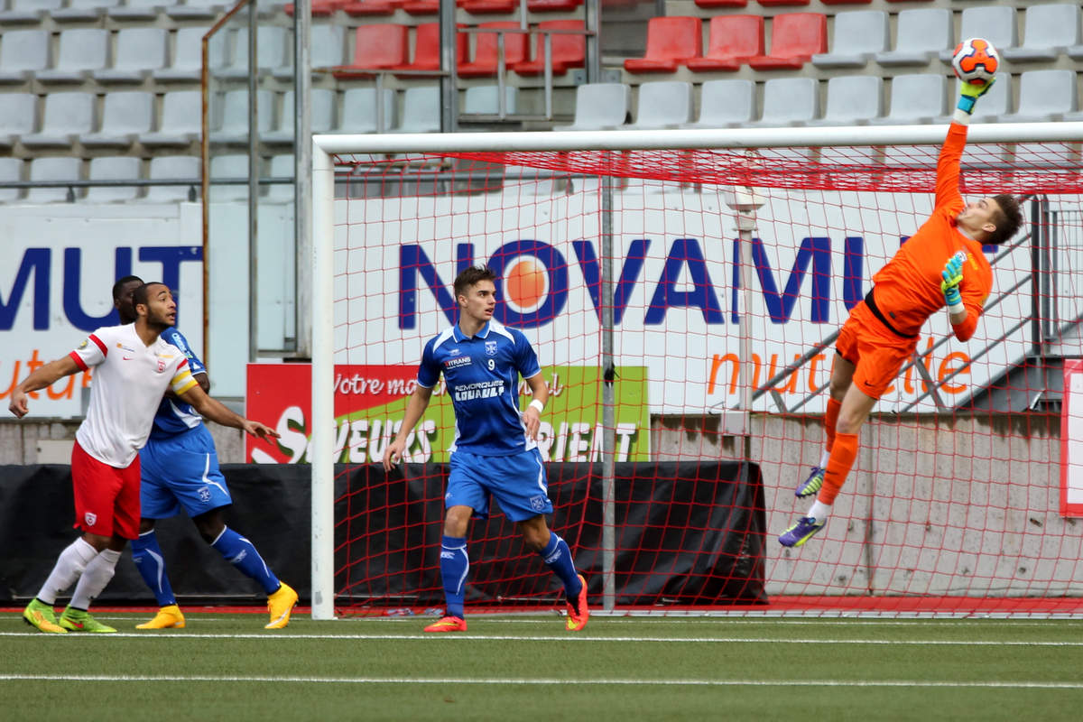 ASNL/Auxerre en CFA2 - Photo n°2