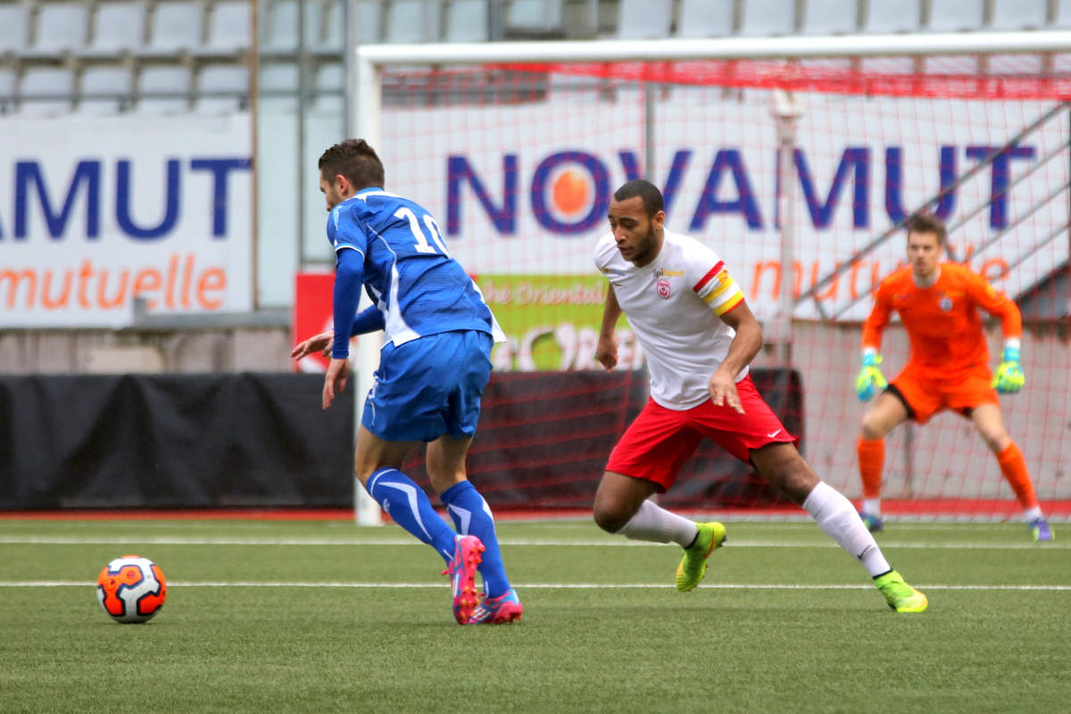 ASNL/Auxerre en CFA2 - Photo n°3