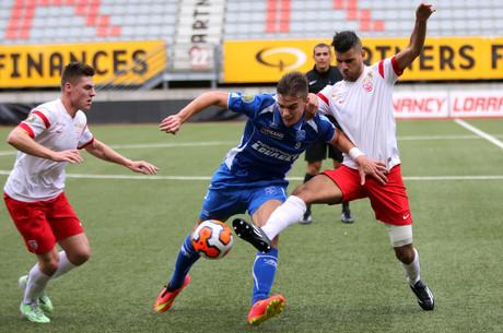 ASNL/Auxerre en CFA2