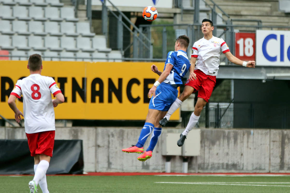 ASNL/Auxerre en CFA2 - Photo n°9