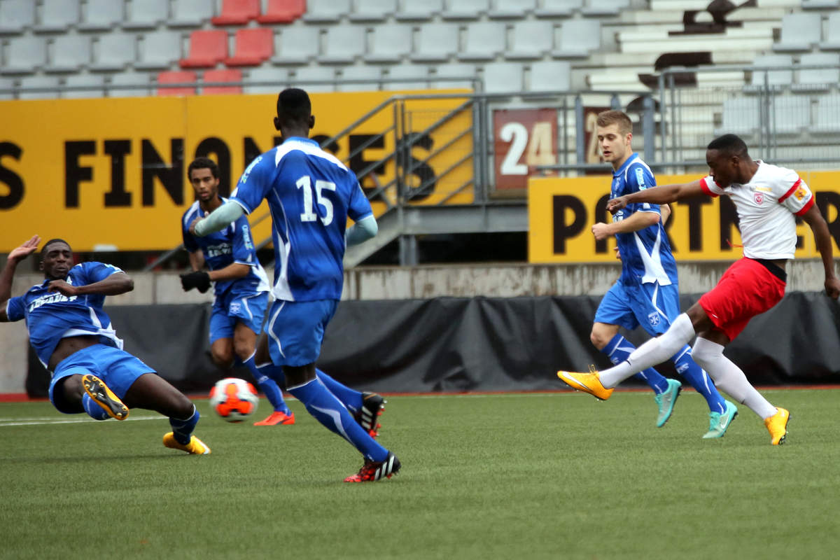 ASNL/Auxerre en CFA2 - Photo n°13