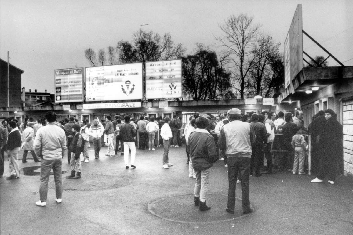 Picot en 1985 - Photo n°9