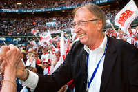 Finale de la coupe de la Ligue 2006 - Photo n°2