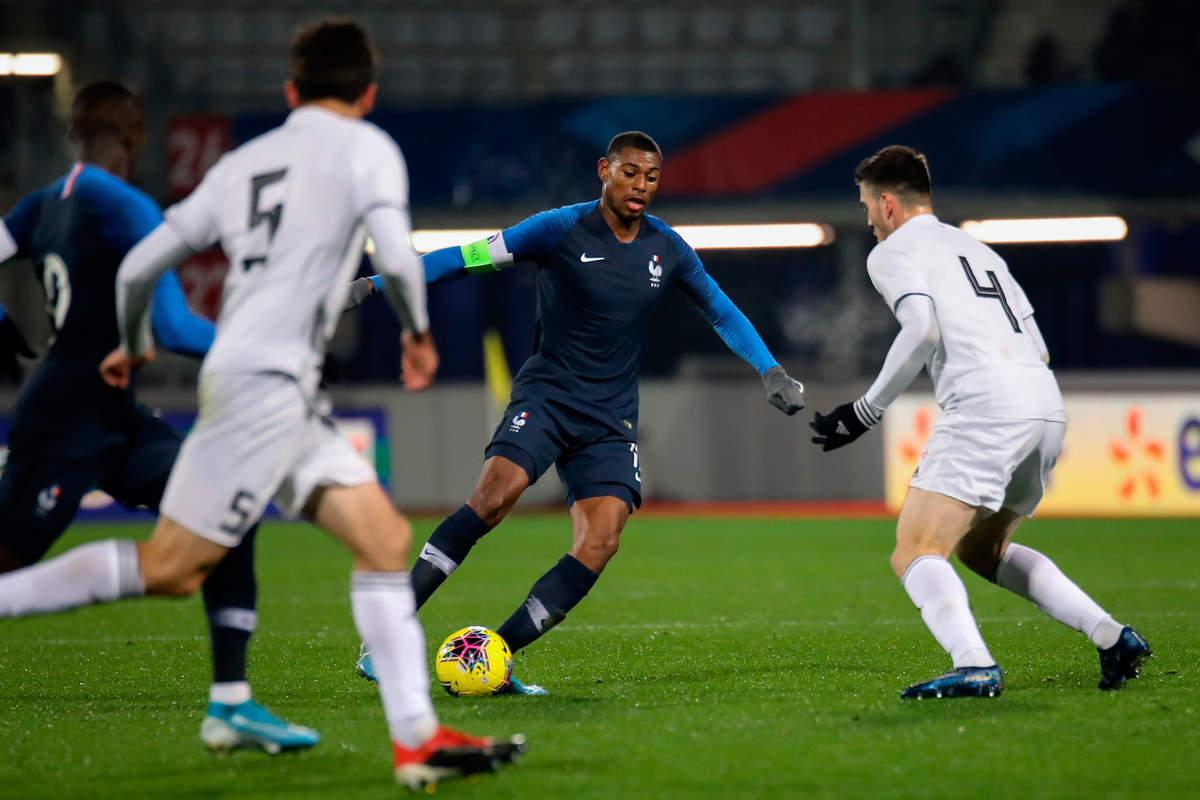 France-Géorgie espoirs - Photo n°2