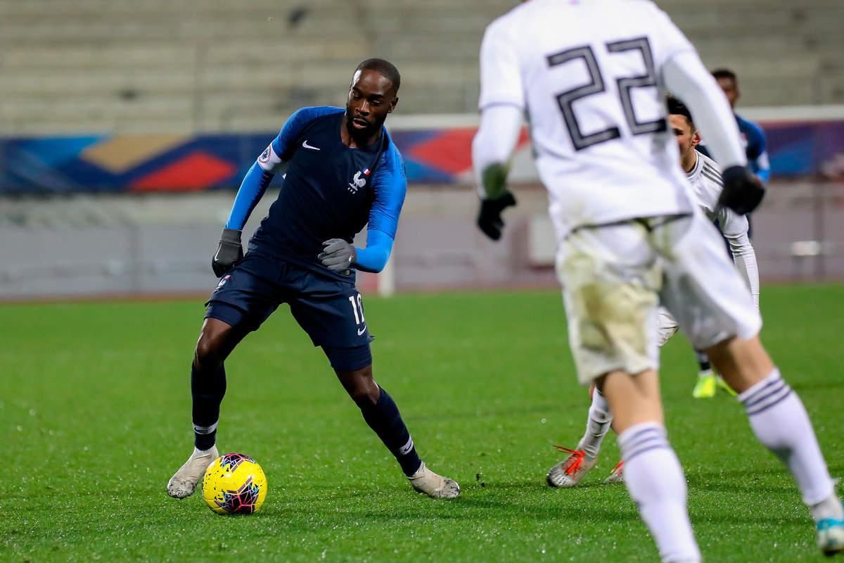 France-Géorgie espoirs - Photo n°3