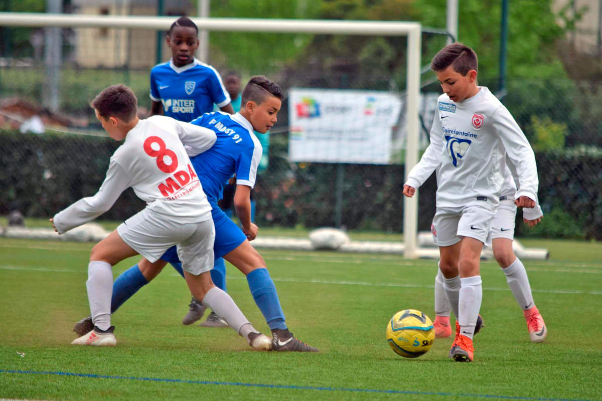 Massy-Nancy en U12 - Photo n°2