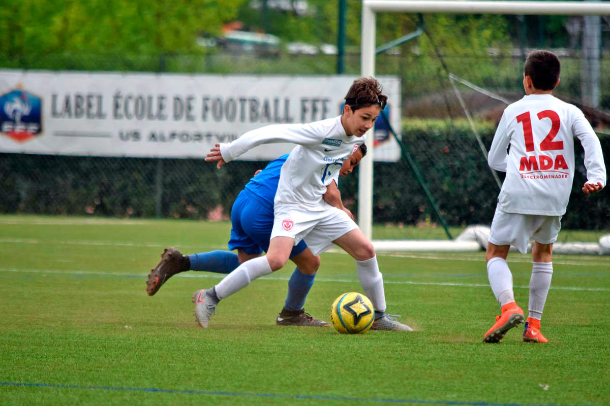 Massy-Nancy en U12 - Photo n°4